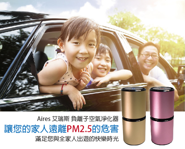 Aires Car Air Purifier